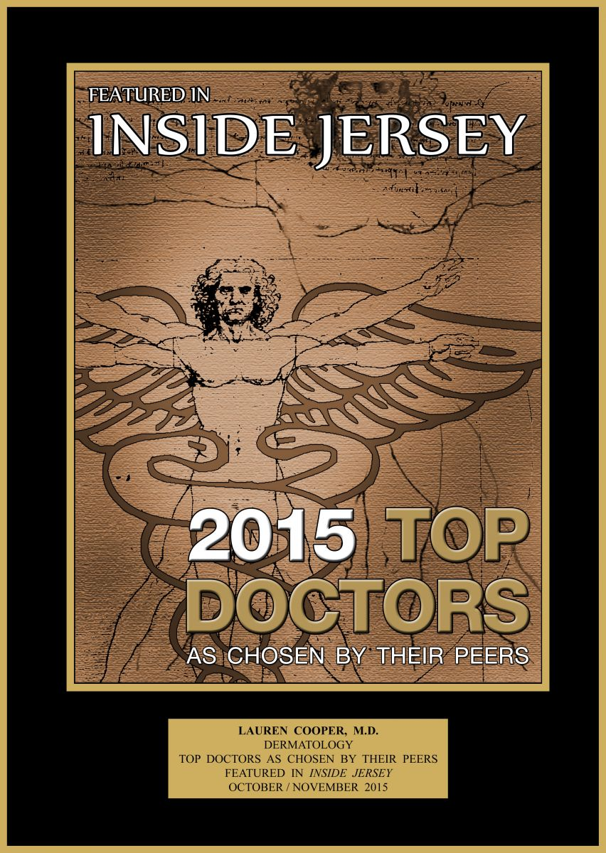 Inside Jersey Magazine Top Doctors 2015