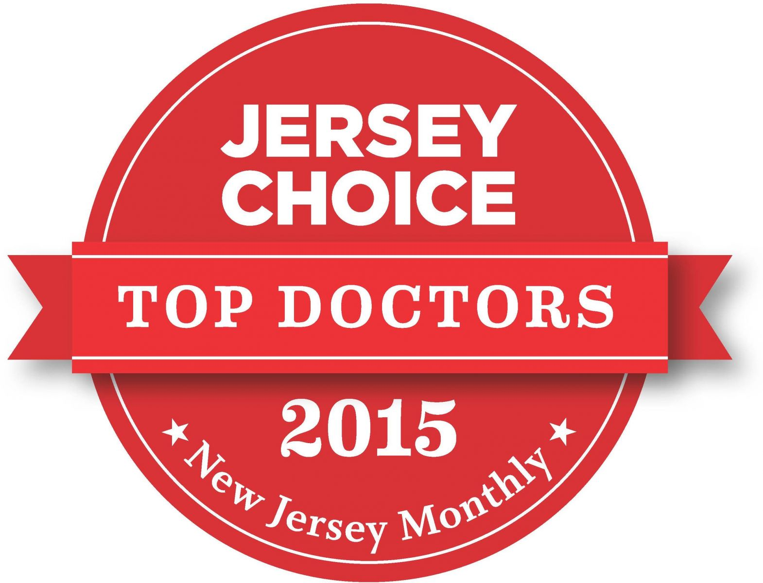 Jersey Choice Top Doctors - 2015