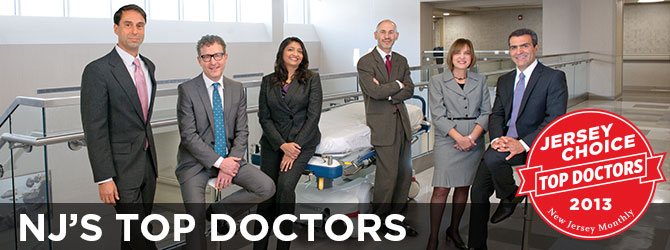 NJ's Top Doctors 2013